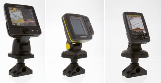 Scotty 368 Universal Sounder Mount For Fish Finders Kayak Fishing